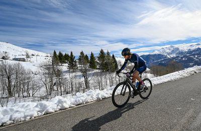 CR du triathlon des neiges VautourMan 8 mars 2020