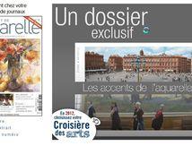 L'Art de l'Aquarelle N°13 spécial Toulouse