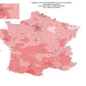 Présidentielles 2017 : le résultat historique du vote Mélenchon porteur d'espoir pour le mouvement social et les législatives [Carte et analyse détaillée des résultats] - INITIATIVE COMMUNISTE