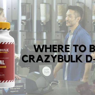 CrazyBulk Shoppers Guide : Where To Buy CrazyBulk D-Bal?