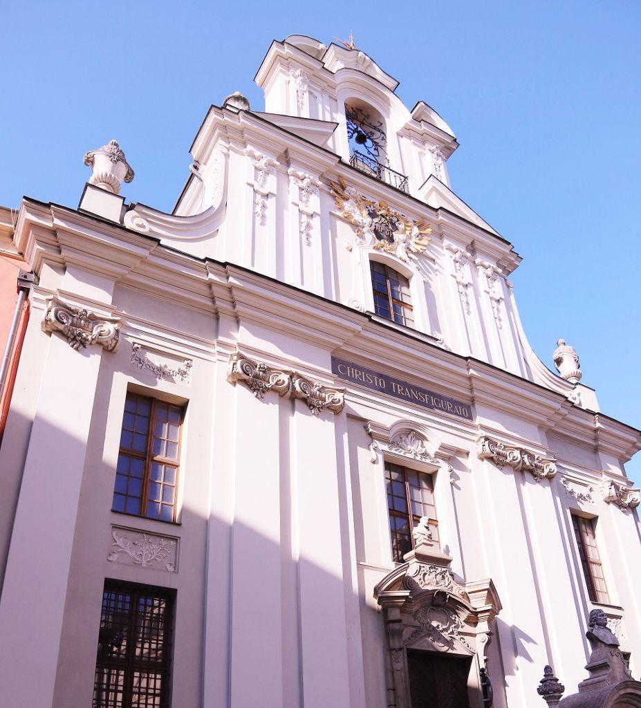 Les églises à Cracovie Pologne