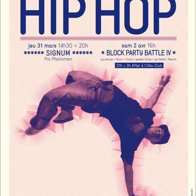 Très bientôt : Temps fort hip hop
