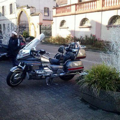 Goldwing - virée au marché de Noël de Colmar 2013 en moto