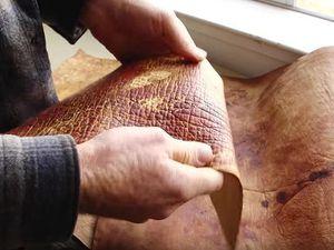 textile fait de nouveaux matériaux (fibres de culture de champignons,fibres d'ananas,fibre de bois