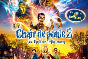 CHAIR DE POULE 2 : LES FANTOMES D'HALLOWEEN (Goosebumps 2: Haunted Halloween)