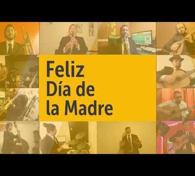 Des jeunes et des enseignants de l'Idipron chantent pour les mères de Colombie