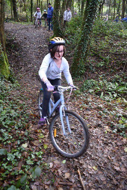 La sortie vélo à Pont-de-Buis