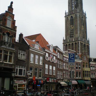 Utrech, cuna de la esencia holandesa.