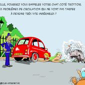 Humour Coquin: Chatte fugueuse - Doc DORFFER Patrick