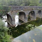 Pont de Quinquil , Larribar-Sorhapuru ( Pyrénées-Atlantiques 64 ) A - ONVQF.over-blog.com