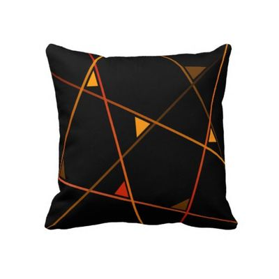 """Coussin """"Geometry"""""""