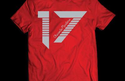 T-shirt: France - Poitou-Charentes - Charente-Maritime 17.