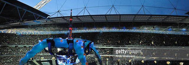U2 -Wembley Stadium - Londres, Angleterre 14/08/2009