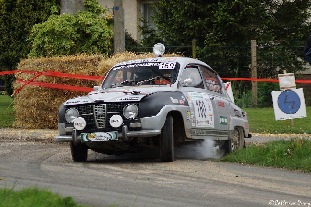 26 & 27 Avril 2014 11è  Rallye V.H.C de la  Lys