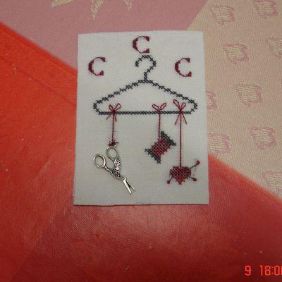 ATC .....2 nouvelles lettres .... C et D ..