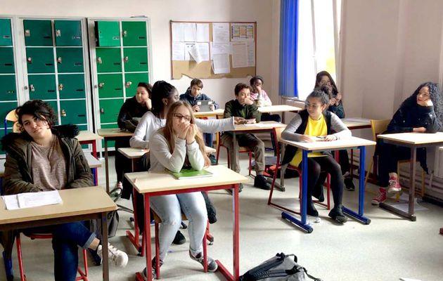 [VIDÉO] Respecte-moi ! - Lycée La Salle de Lille, 2016-2017