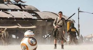 Star Wars, le réveil de la force. Episode 7  ( The Force awakens )