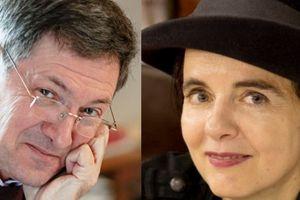 Entretien avec Gabriel Ringlet et Amélie Nothomb à propos du livre 'Soif'