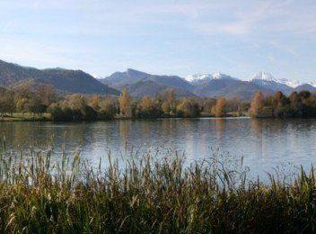 """Lac de Montréjeau : label """"Pavillon bleu"""" pour la 4ème année consécutive"""