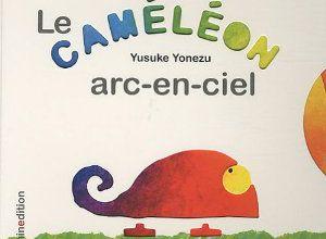 Le caméléon arc-en-ciel de Y.Yonezu