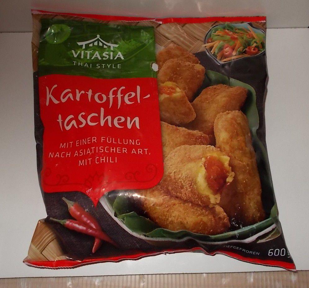 Lidl Vitasia Kartoffel-Taschen Thai Style
