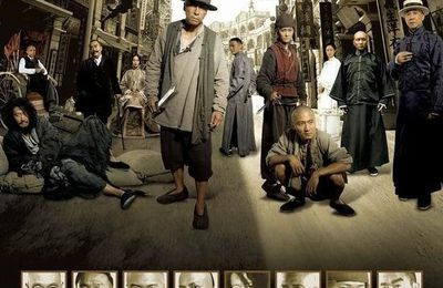 Bodyguards and Assassins, Teddy Chan, 2009
