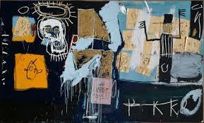 Slave Auction  Jean Michel Basquiat  1982