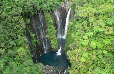 Descente du canyon de Takamaka - Rivière des Marsouins - 17 décembre 2011