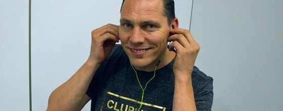 Tiesto brings celebrity curated headphones to EDM - Mashable