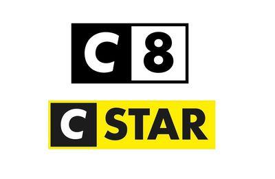 D8 et D17 rebaptisées C8 et CSTAR le lundi 5 septembre