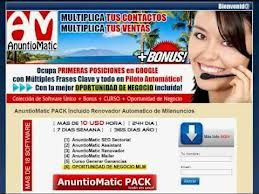 ANUNTIOMATIC SOFTWARE SEO