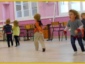 La danse et la musique (TPS et PS)