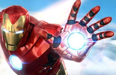 [DECOUVERTE] Marvel's Iron Man VR / PS4 VR