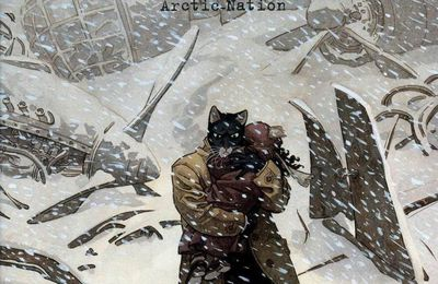 BLACKSAD VOL.2 Arctic-Nation