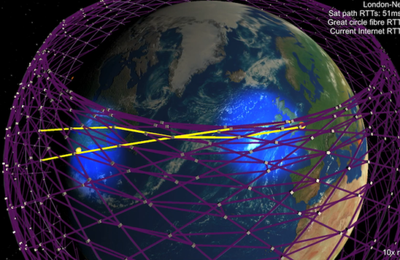 SpaceX seeks FCC approval for up to 1M Starlink satellite earth stations