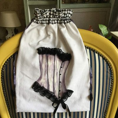 Pochon lingeries