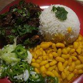 Cari Zourite (civet), recette créole de poulpe de la réunion - Recettes de Papounet