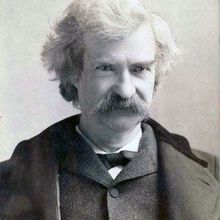 22 citations de MARK TWAIN, l'écrivain humoriste