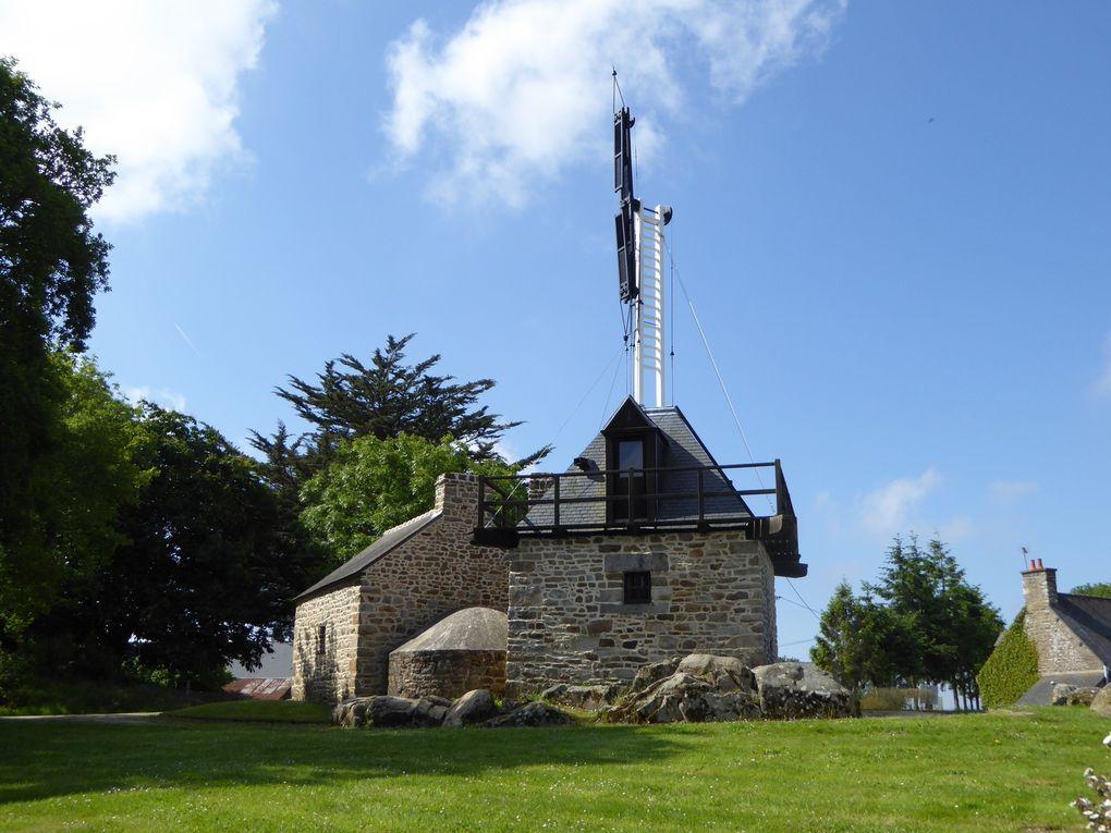 Randonnée de Roz-sur-Couesnon à Dol-de-Bretagne 22,5 km.