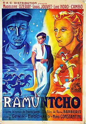 Ramuntcho de René Barberis