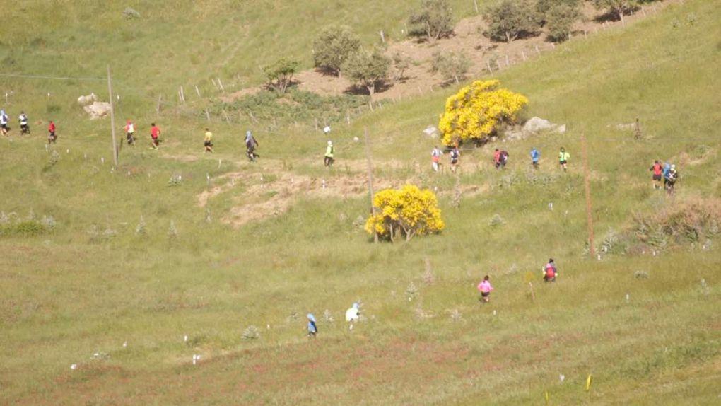 Circuito Ecotrail Sicilia 2016 (9^ ed.). Con il Trail tra i Borghi di Petralia, una dura prova madonita, dominata da Salvatore Pillitteri e da Lara La Pera