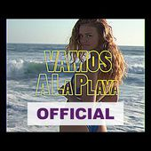 Tom Novy feat. Bella - Vamos a la Playa (Official Video HD)