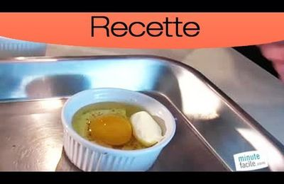 Recette oeuf cocotte micro onde norbert