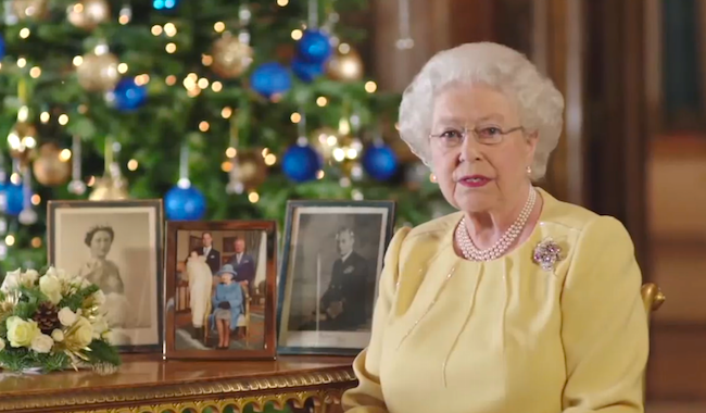 Elisabeth II du Royaume-Uni