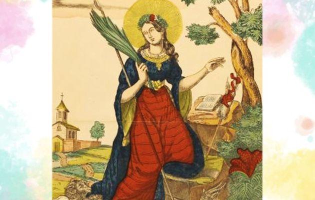 10 Maggio - Santa Solangia, Vergine e martire - Preghiera e vita