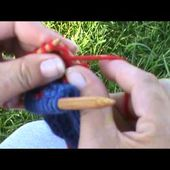 Bind off for Double Knitting