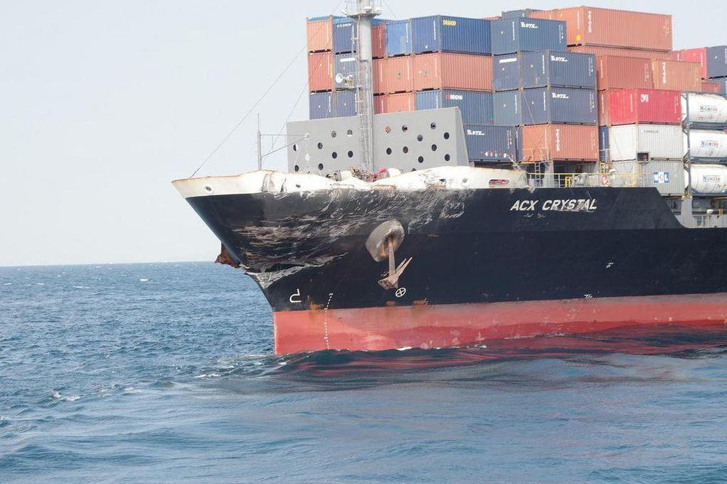 L'US Navy mise en cause dans la collision entre un destroyer et un cargo philippin au large du Japon