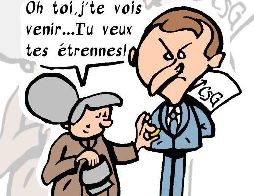 Macron et les retraités