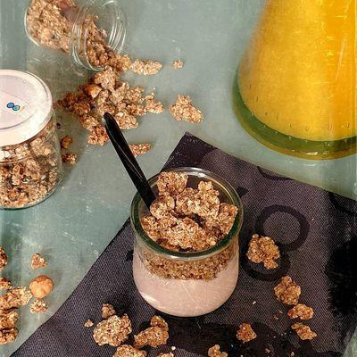 Des céréales saines et bio Crokan ne sont pas que pour les enfants !!!!!