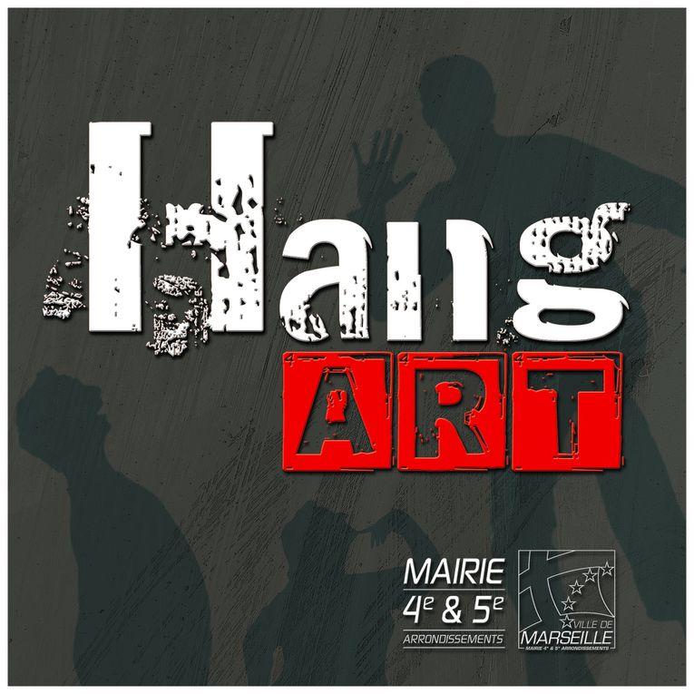 EXPOSITION EN DUO : GALERIE HANG'ART A MARSEILLE, 13004, 2008.